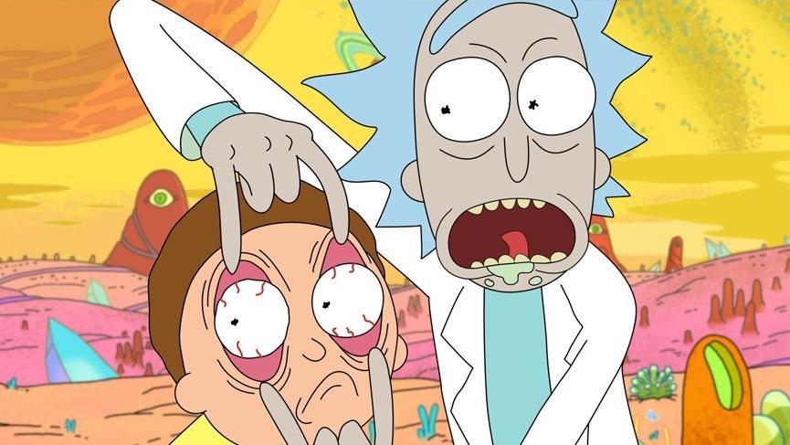 Rick and Morty 1. Sezon