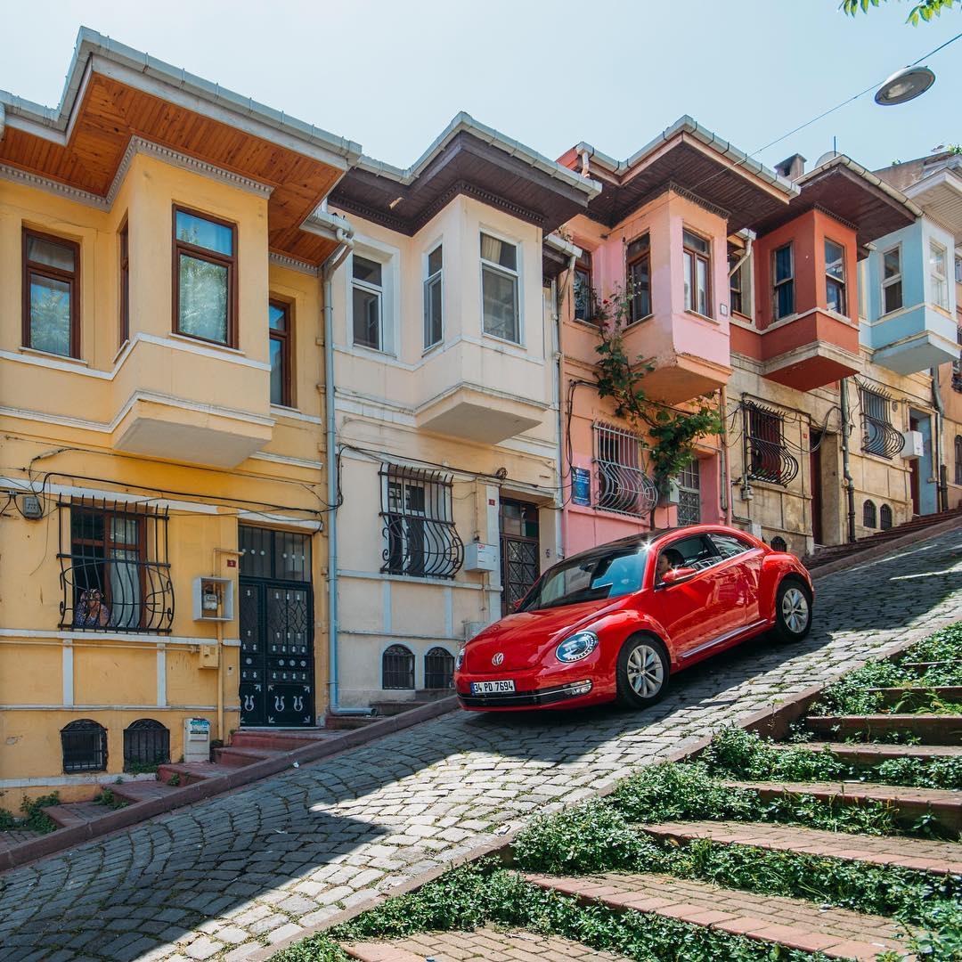Merdivenli Yokuş Balat/Fener
