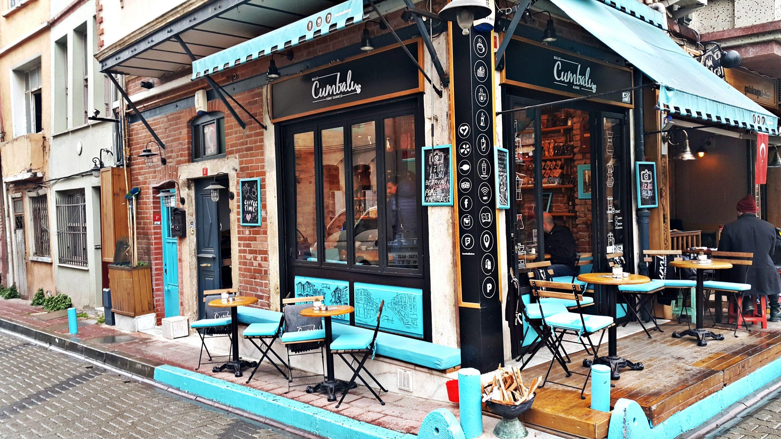 Cumbalı Kahve-Ajanda İstanbul
