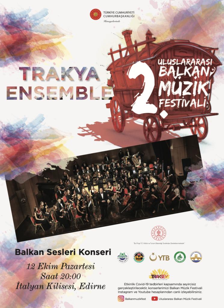 Uluslararası Balkan Müzik Festivali