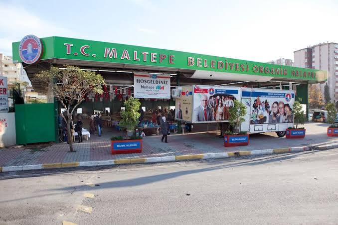 Maltepe Organik Halk Pazarı