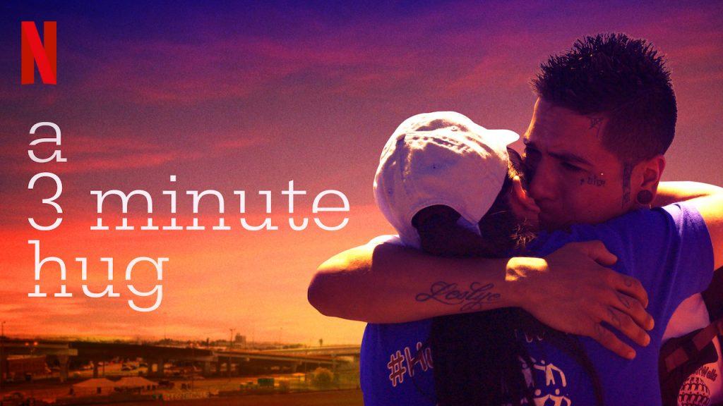 3 dakikalık kucaklaşma belgesel