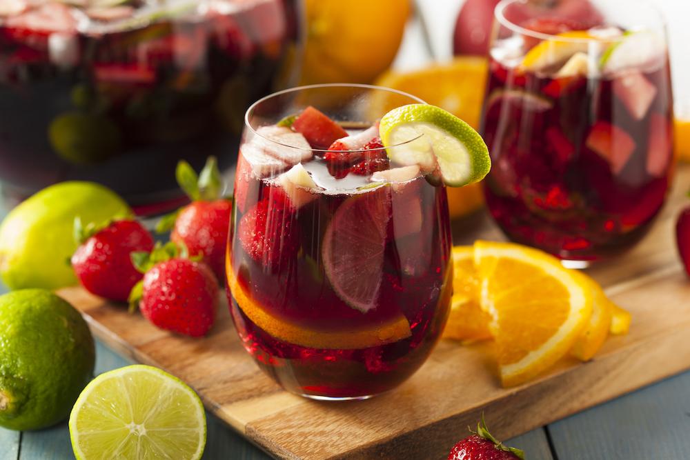 Alkolsüz Sangria